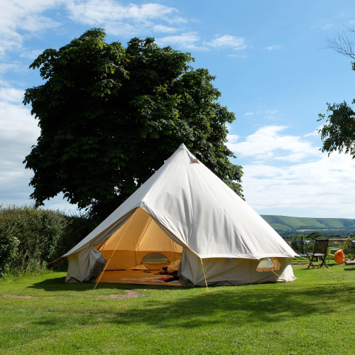 make money from glamping