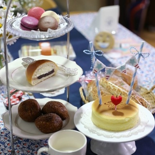 Afternoon Tea for Mother's Day