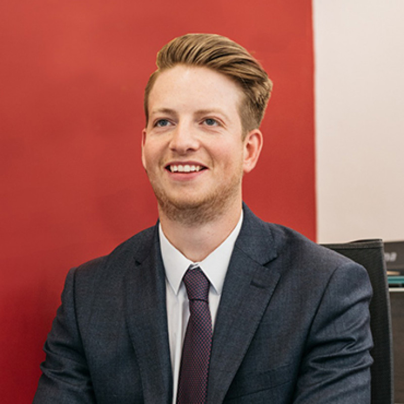 Toby Hemsley - Sales and Lettings Negotiator