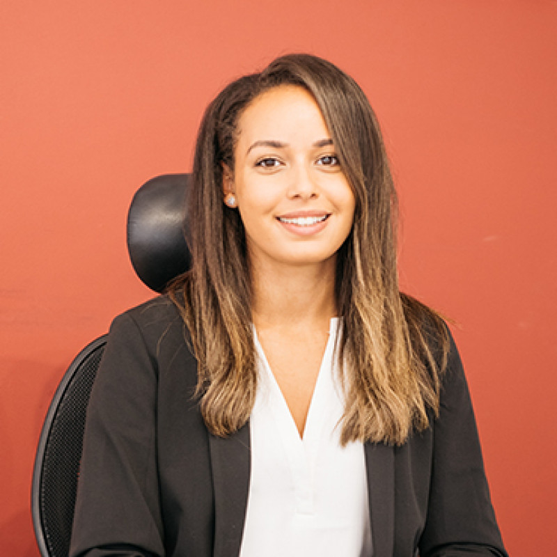 Katie Njagi - Sales and Lettings Negotiator