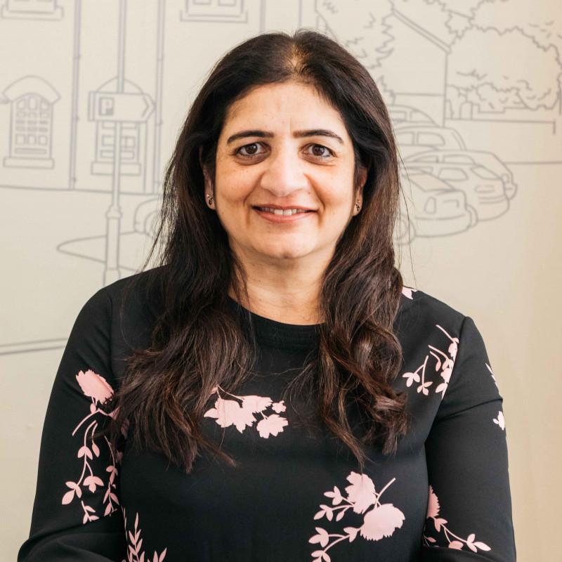 Bina Thakrar - Accounts Assistant