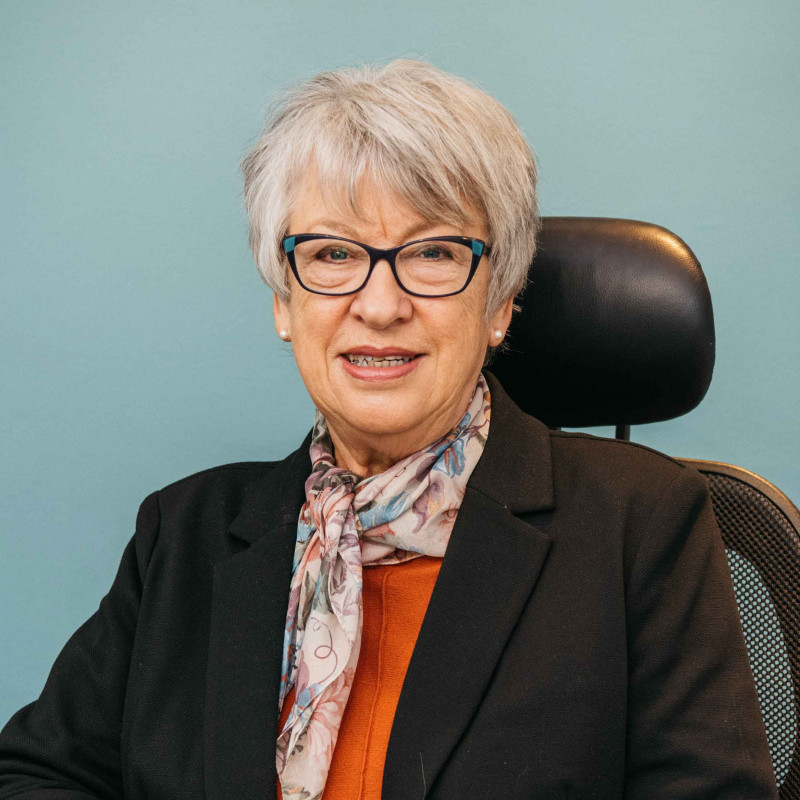 Brenda Barker - Sales and Lettings Co-ordinator