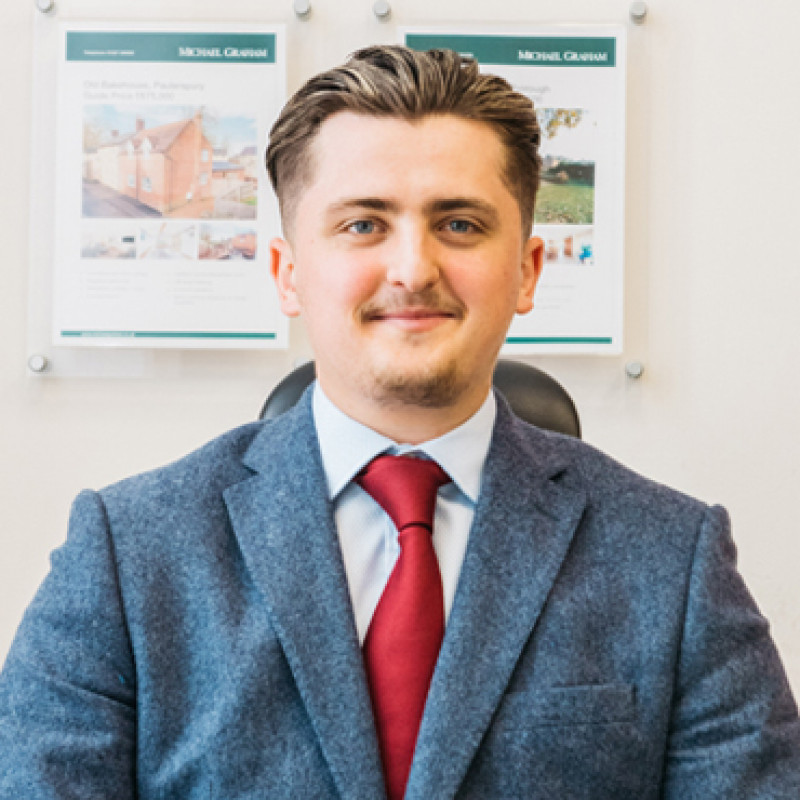 Brennan Gough - Sales & Lettings Negotiator