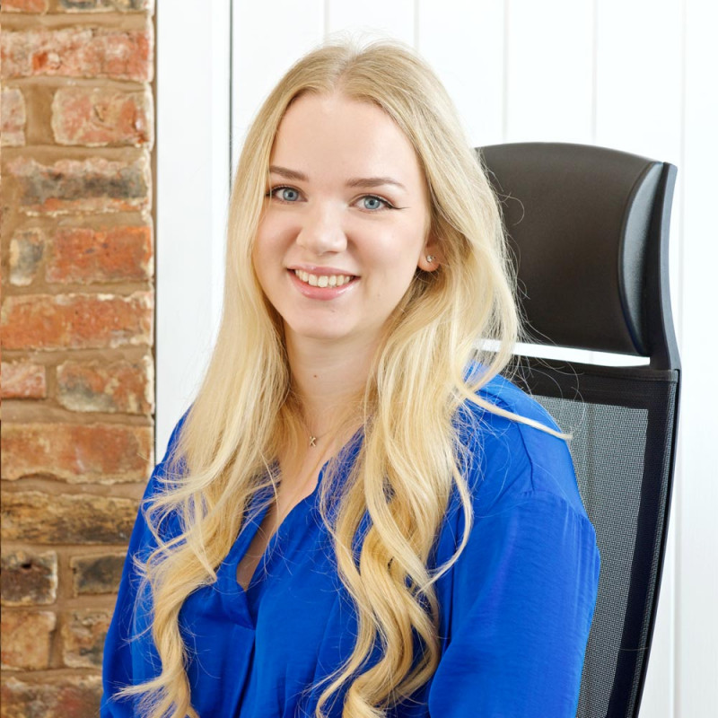 Catherine Johnson - Sales and Lettings Negotiator