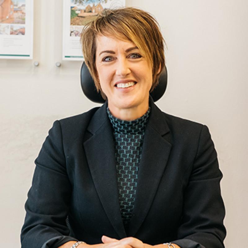 Catriona Scobie - Administrator Supervisor
