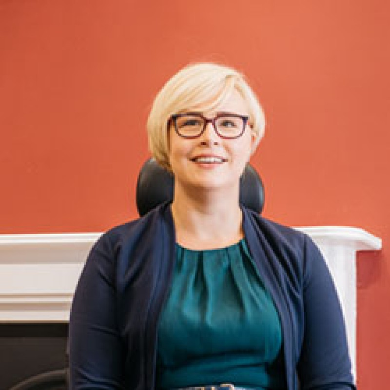 Charlotte Gustar - Operations and Business Development Manager