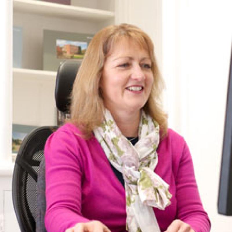 Elaine Wimmer - Custom Relations Executive