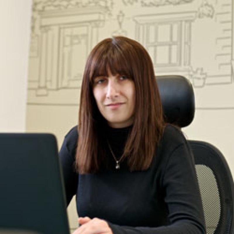 Erica Sereno - Marketing Executive
