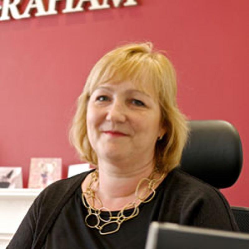 Gill Sapwell - New Business Co-ordinator