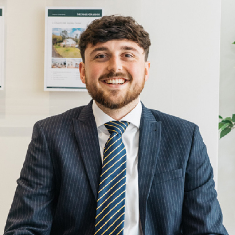 Jamie Halsey - Sales and Lettings Negotiator