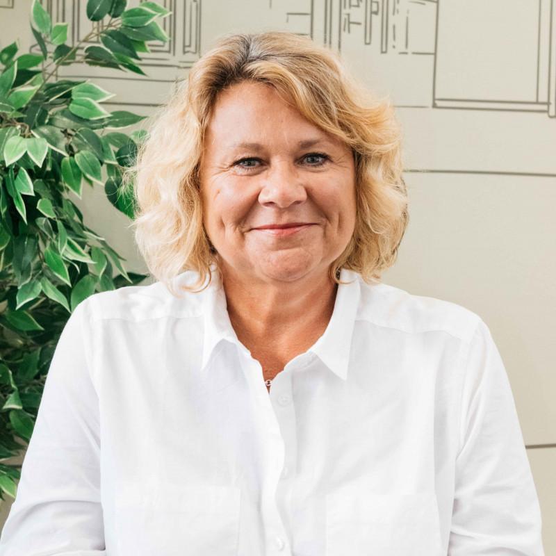 Janet Salsbury - Vendor Liaison Administrator