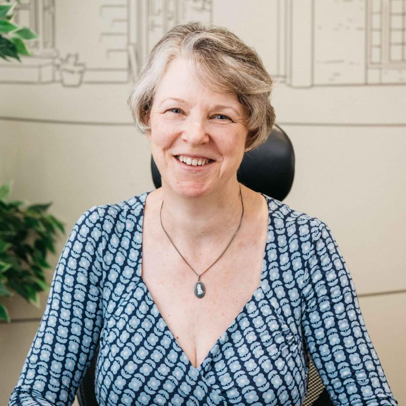 Jocelyn Hull - Editor