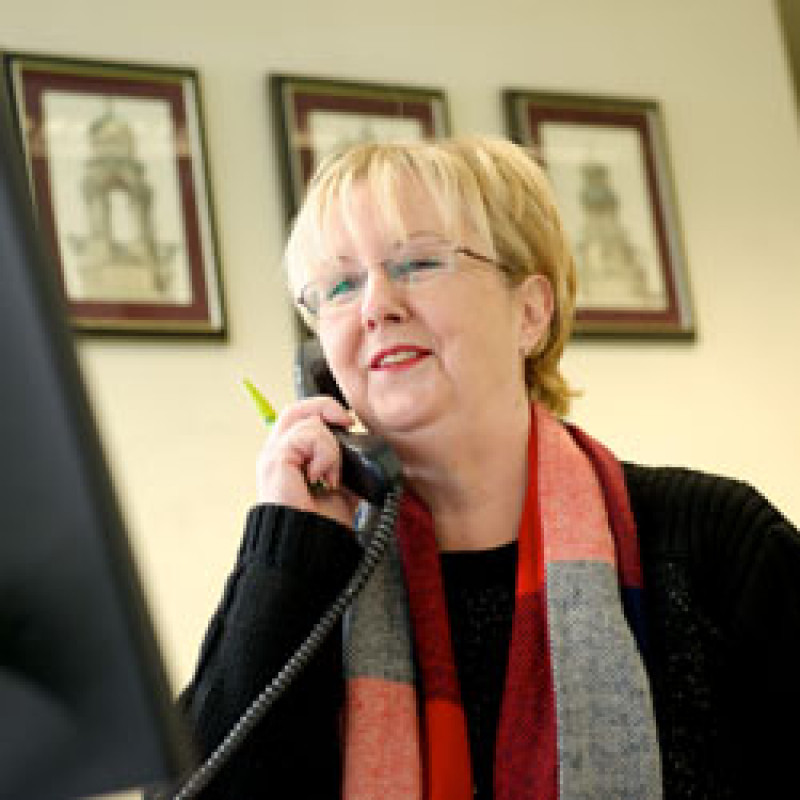 Mary Graham - Administrator