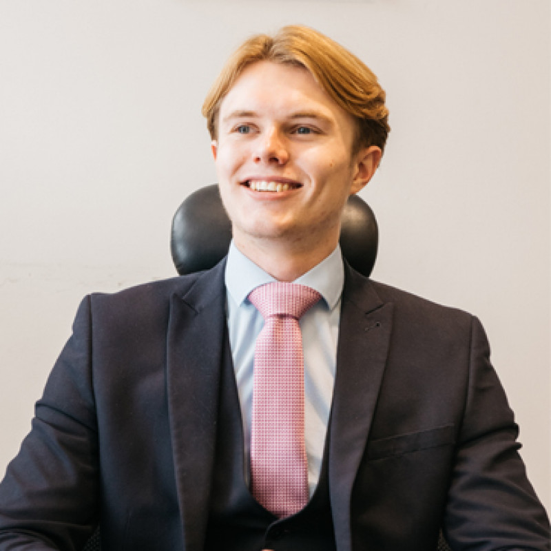 Milo Barber - Sales and Lettings Negotiator