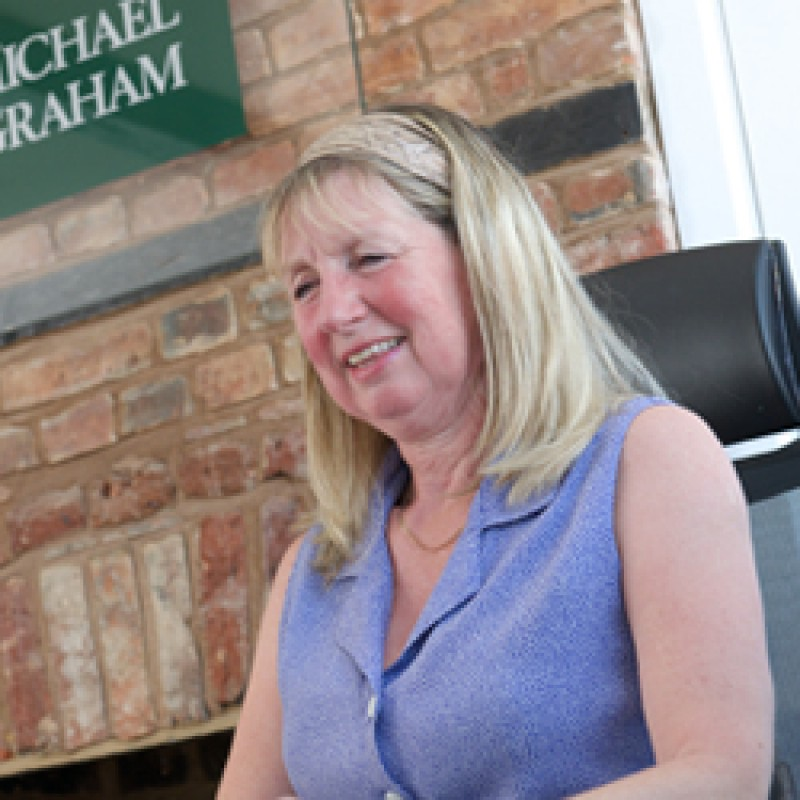 Nicole Blyth - Lettings Maintenance Supervisor