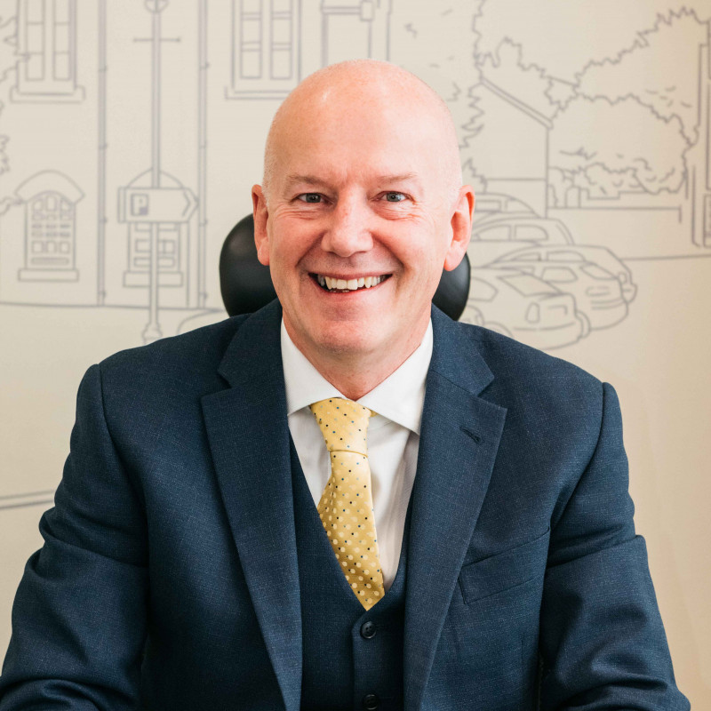 Nigel Allen - Financial Services Consultant