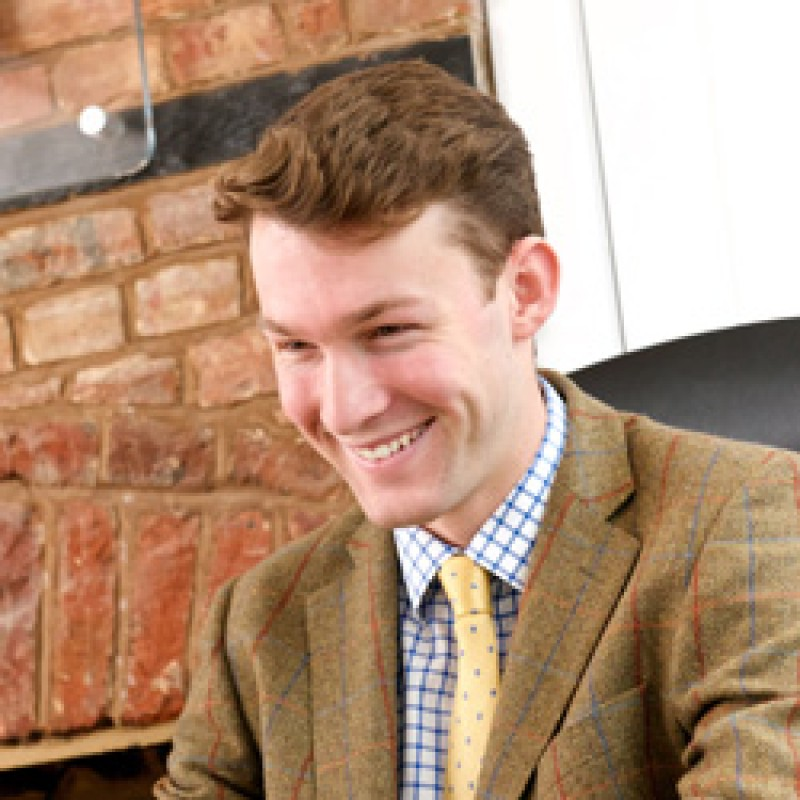 Olly Tice - Sales & Lettings Negotiator