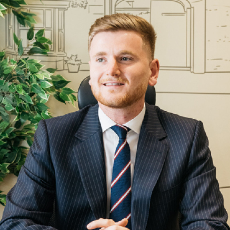 Sam Taylor - Sales and Lettings Negotiator