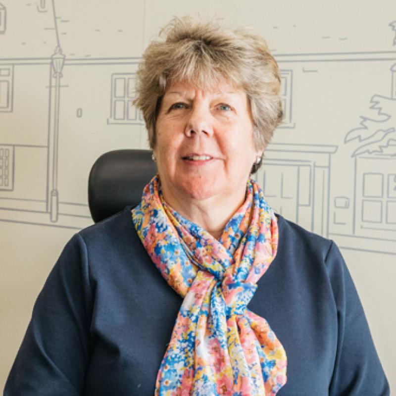Sandie Stewart - Administrator