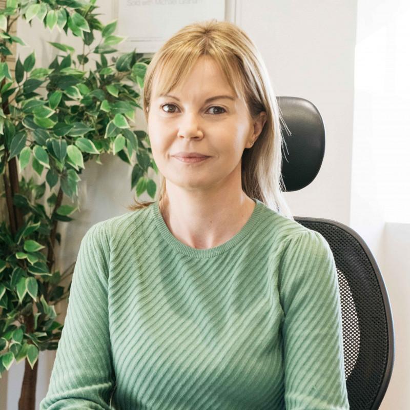Sarah Joyner - Digital Campaign Administrator