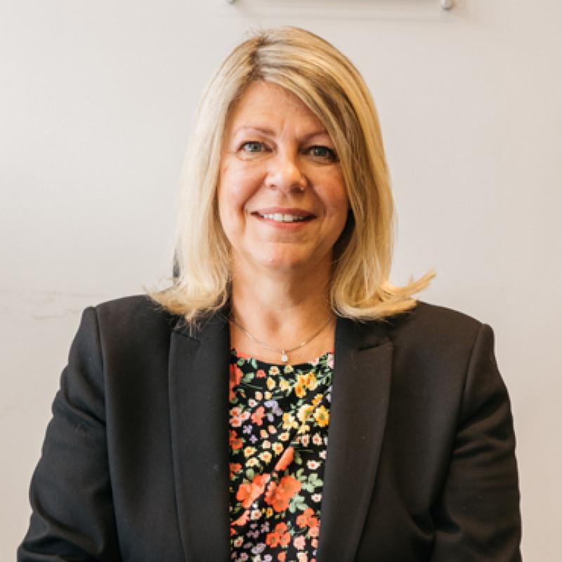 Sarah Ward - Administrator