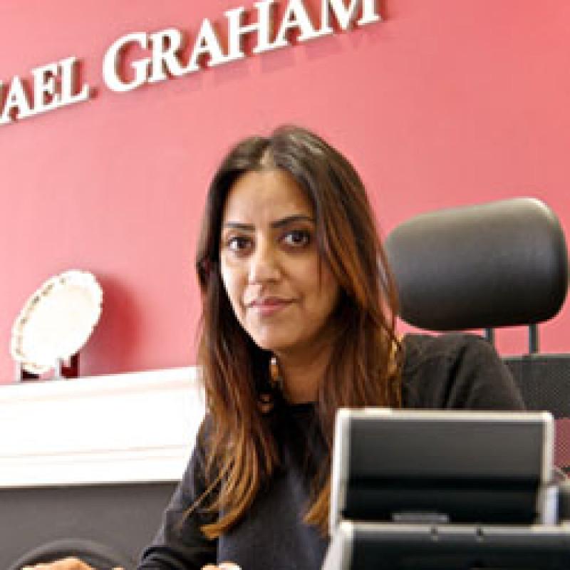 Suki Kaur - Accounts Assistant