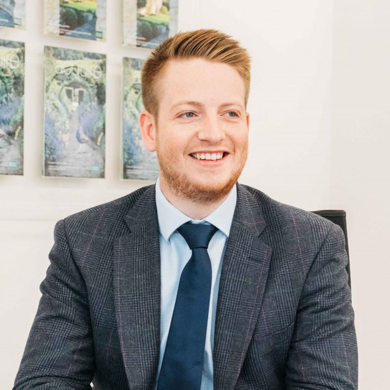 Toby Hemsley - Sales & Lettings Negotiator