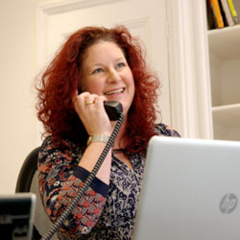 Trudi Barry - Accounts Assistant