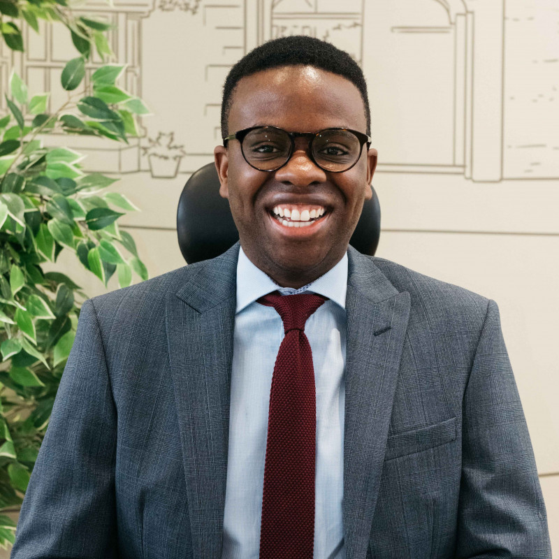 Wesley Muchimwe - Marketing Manager
